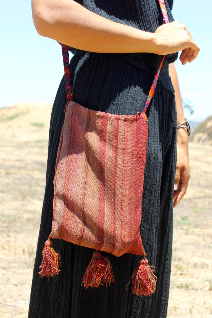 *SALE* Vintage Ethnic Handwoven Bag