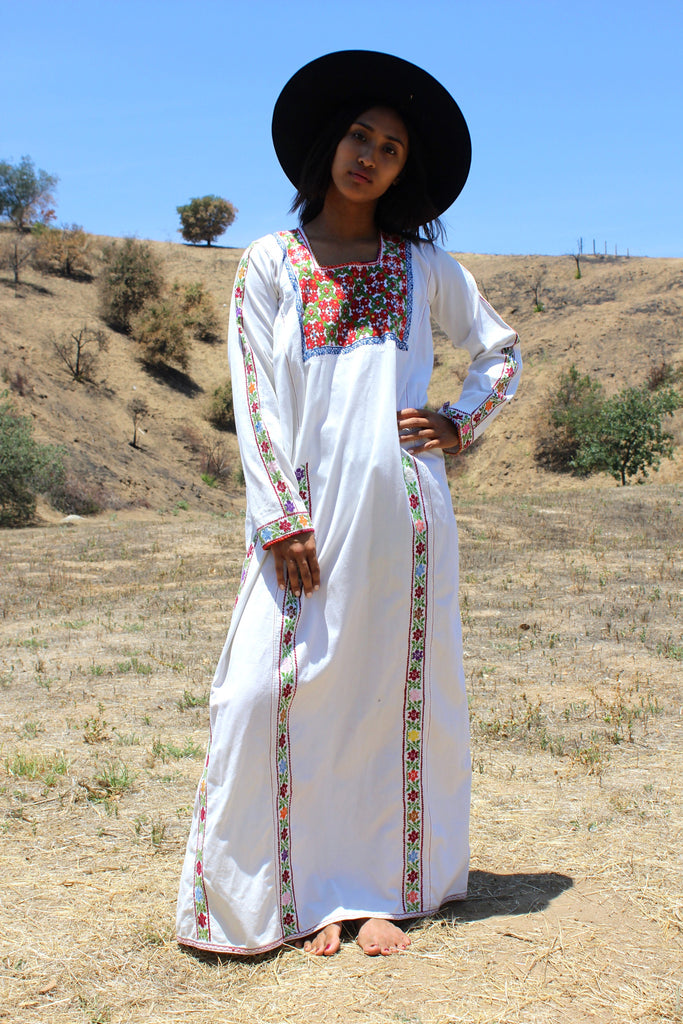 Antique Bedouin Wedding Dress
