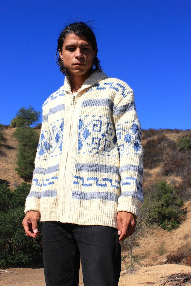 The Big Lewbowski Vintage Pendleton Sweater