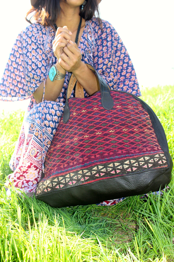 RESERVED Honeywood Orignal Gypsy Overnighter Bag