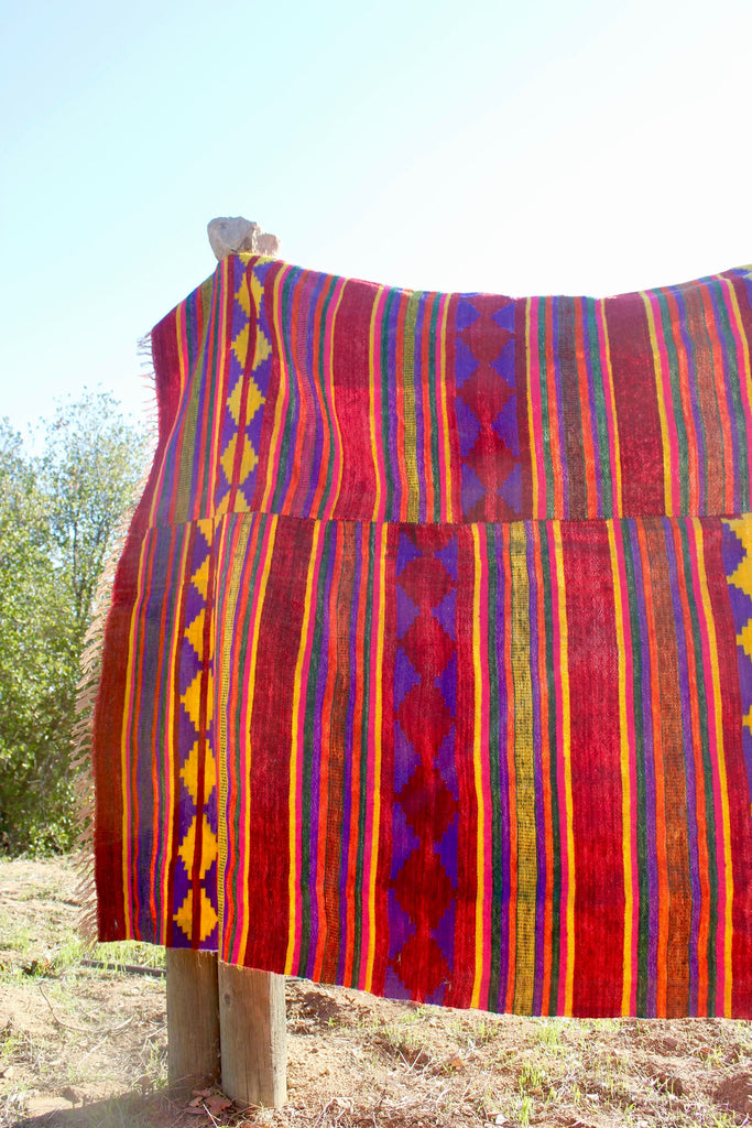 HUGE Handwoven Blanket/Rug