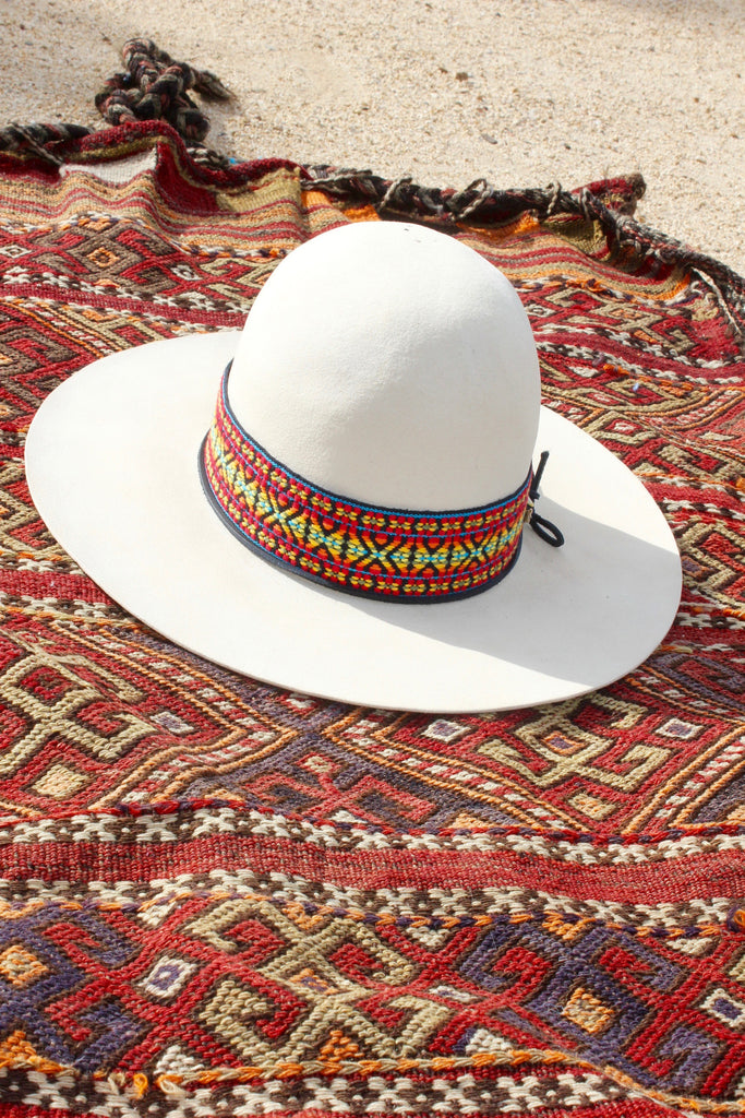 "Lone Hawk Hat ""The Billy"" One-of-a-Kind"