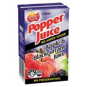 Load image into Gallery viewer, Golden Circle Popper Apple Blackcurrant Juice