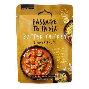Passage to India Butter Chicken Simmer Sauce