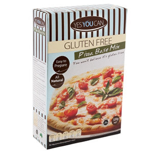 Yes You Can Pizza Base Mix