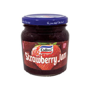 Cottee's Strawberry Jam 250G