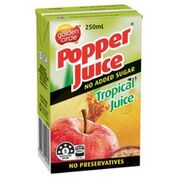 Golden Circle Popper Tropical Juice