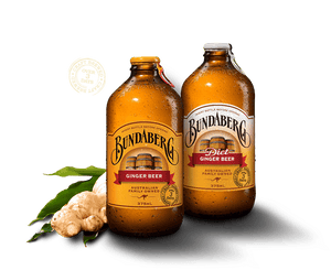 Bundaberg Ginger Beer Diet