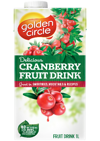 Golden Circle Cranberry Fruit Drink