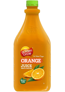 Golden Circle  Orange Juice