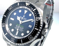 Rolex Blue Deepsea Sea Dweller D-blue James Cameron Blue 126660-Da Vinci Fine Jewelry