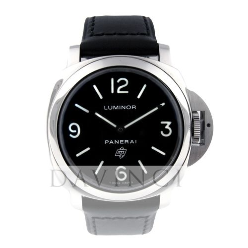 Panerai Historic Luminor Base Logo PAM00000-Da Vinci Fine Jewelry