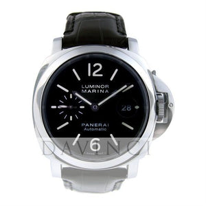 Panerai Contemporary Luminor Marina Automatic PAM00104-Da Vinci Fine Jewelry
