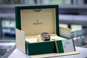 Rolex Sky Dweller 42mm White Gold With Black Arabic Dial 326139-Da Vinci Fine Jewelry