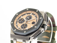 Audemars Piguet Royal Oak Offshore Chronograph Camouflage 26400so.oo.a054ca.01-Da Vinci Fine Jewelry