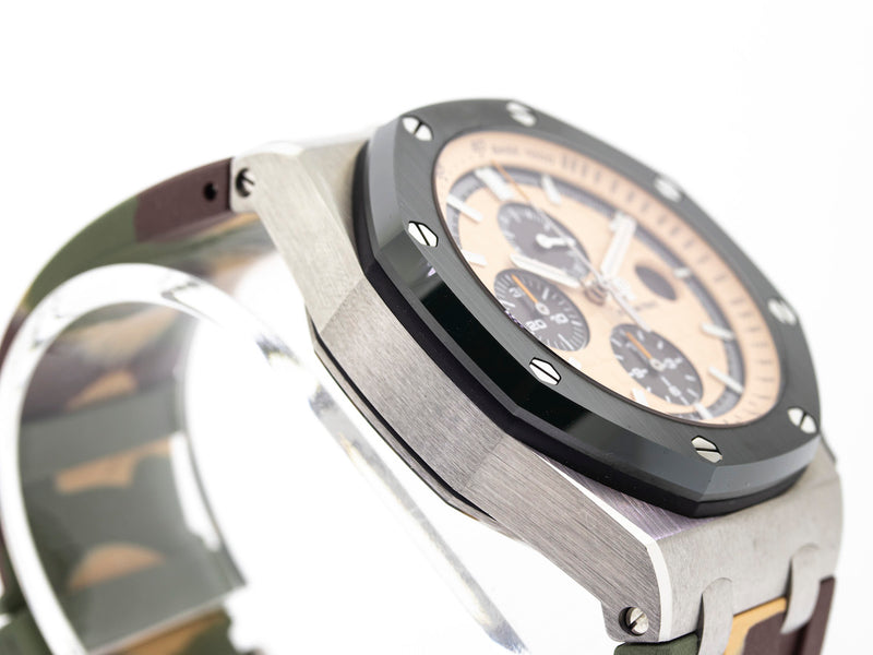 Audemars Piguet Royal Oak Offshore Chronograph - Camouflage 26400SO.OO.A054CA.01-Da Vinci Fine Jewelry