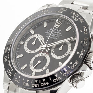 Rolex Daytona Stainless Steel 40 Mm Black Dial Oyster Band 116500-Da Vinci Fine Jewelry