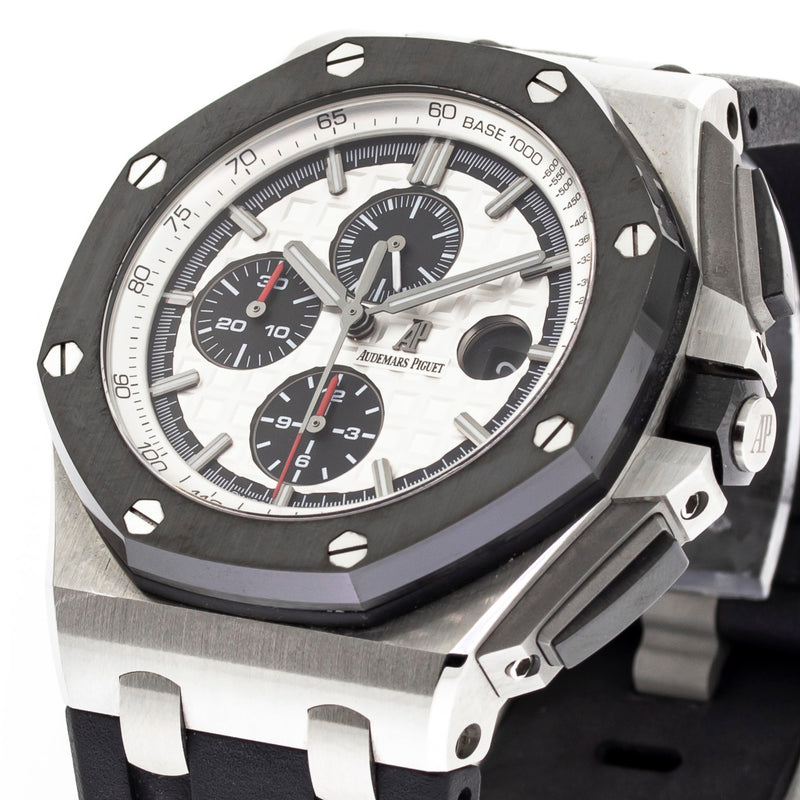 AUDEMARS PIGUET ROYAL OAK OFFSHORE CHRONOGRAPH 26400SO.OO.A002CA.01-Da Vinci Fine Jewelry