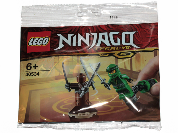 30534 Ninja Workout Polybag