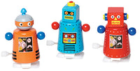 Wind Up Rock'n Robots