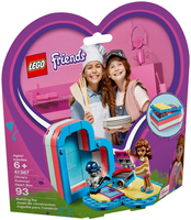 41387 Olivia's Summer Heart Box