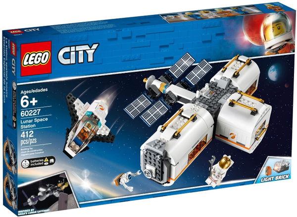 60227 Lunar Space Station