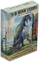 Dinosaur 3-D Playing Cards