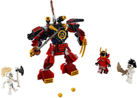 70665 The Samurai Mech