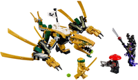 70666 The Golden Dragon