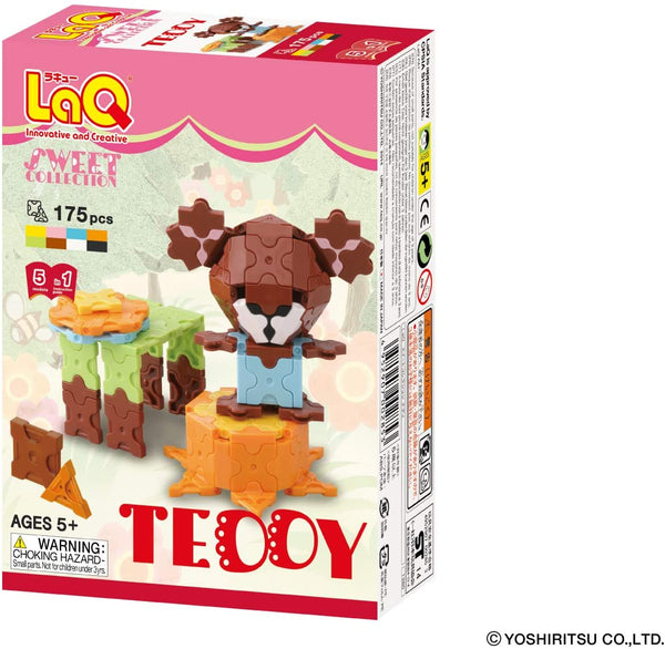LaQ Sweet Collection Teddy