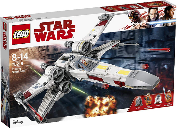75218 X-Wing Starfighter