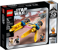 75258 Anakin's Podracer 20th Anniversary Edition