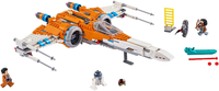 75273 Poe Dameron's X-Wing Fighter
