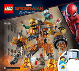 76128 Molten Man Battle