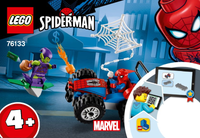 76133 Spider-Man Car Chase