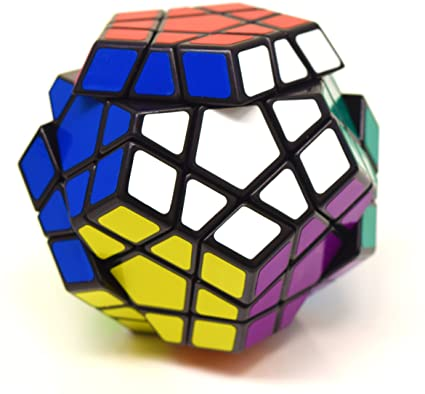 CMC 3x3x3 Megaminx 12-sided Puzzle Cube