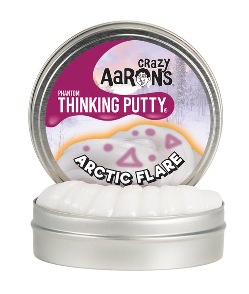 "Crazy Aaron's Thinking Putty - Phantoms 4"" Tin"