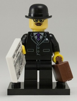 COL08-08 Businessman