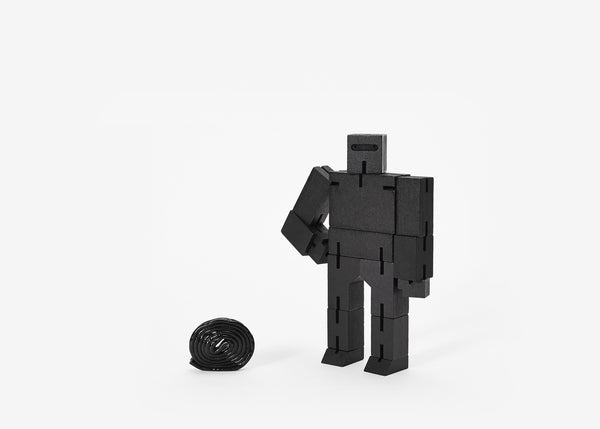 Cubebot Small Ninja Black