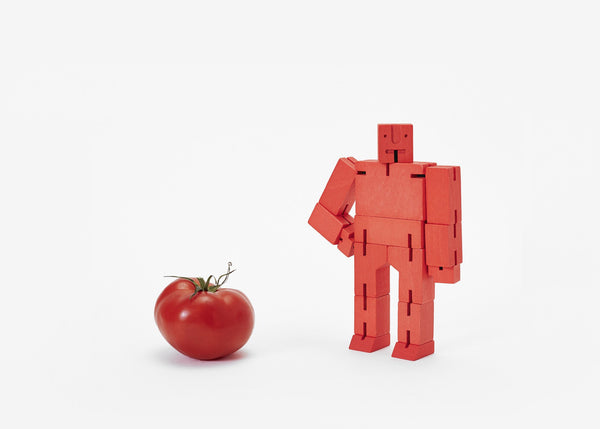 Cubebot Small Red