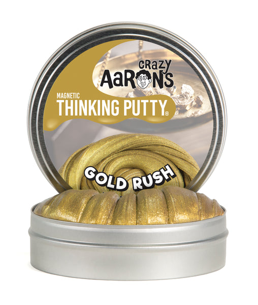 "Crazy Aaron's Thinking Putty - Magnetic 4"" Tin"