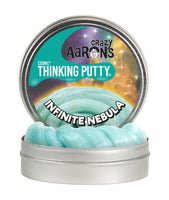 "Crazy Aaron's Thinking Putty - Cosmics 4"" Tin"