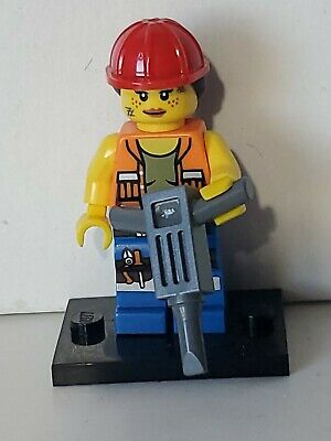 cty528 Construction Worker (Female)
