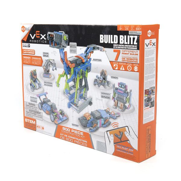 Vex Build Blitz Construction Kit