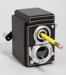 Pencil Sharpener Camera