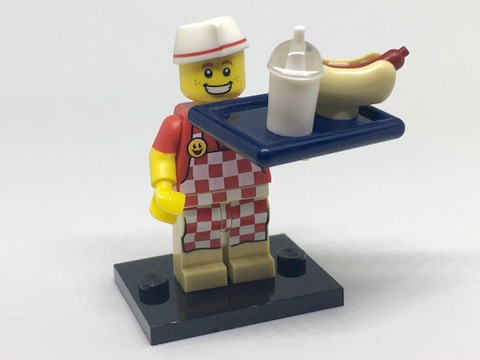 col17-06 Hot Dog Vendor