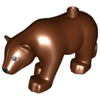 Duplo Brown Bear
