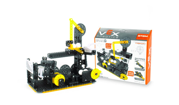 VEX Robotics Fork Lift Ball Machine