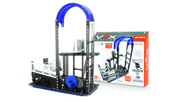 VEX Robotics Hook Shot Machine