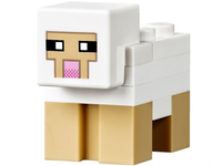 minesheep01 Minecraft Sheep